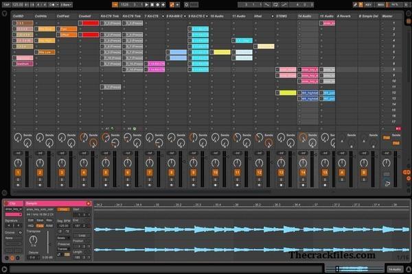 Ableton Live Crack 11.0.11 [Keygen] + Torrent Download 2021