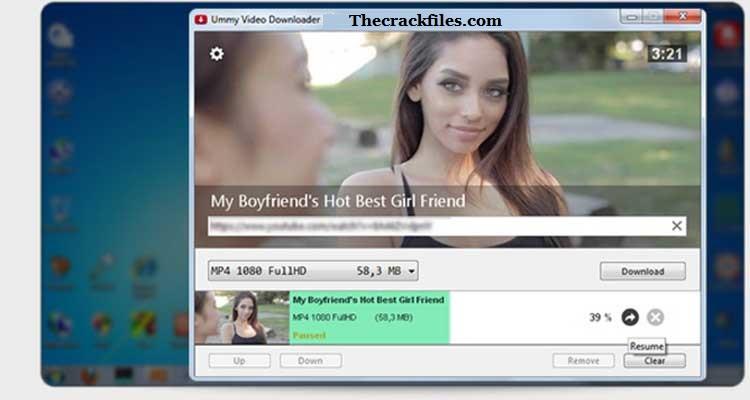 Ummy Video Downloader Crack 1.11.08.1 + License Key Free Download