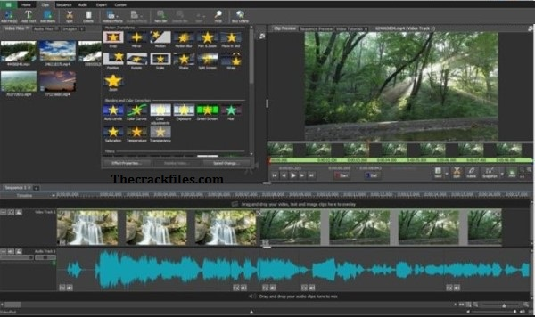 VideoPad Video Editor Crack 10.88 + Registration Code Free