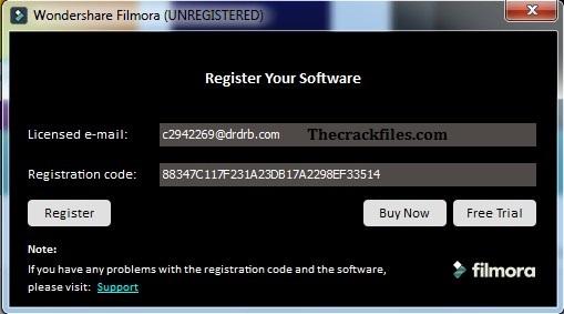 Wondershare Filmora Crack 10.7.0.10 + Serial Keys Download