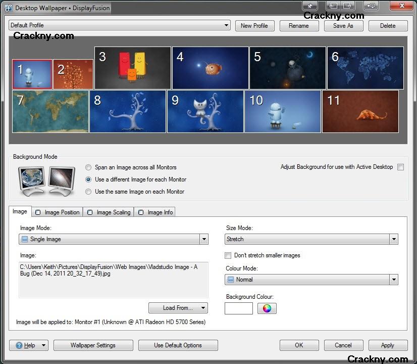 DisplayFusion Crack 10.0.3 + License Key Free Download 2021