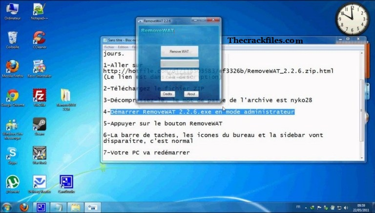 Removewat Crack 2.2.9 + Activation Key (2021) Free Download