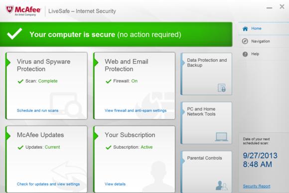 McAfee LiveSafe Crack 16.0 R22 Keygen [Activation + Product Key] Free