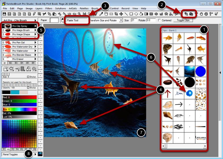 Pixarra TwistedBrush Pro Studio Crack 24.06 2021 Full Free Download