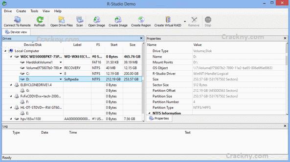 R-Studio Crack 8.16.180499 + Serial Key Free Download 2021