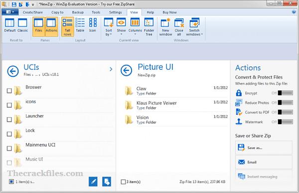 Winzip Pro Crack 25 Build 14273 + Activation Code Download