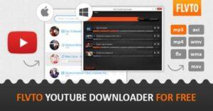 Flvto YouTube Downloader Crack 1.5.11.2+Free Download 2021