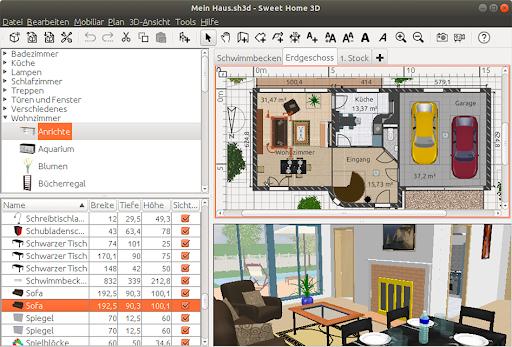Sweet Home 3D Crack 6.6 + Keygen Key Free Download [2021]