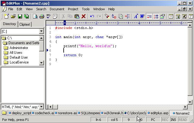 EditPlus Crack 5.5 Build 3581 Serial Key Latest Version Torrent Download [2021]