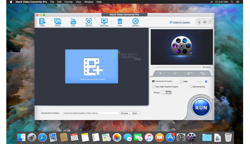 MacX Video Converter Crack