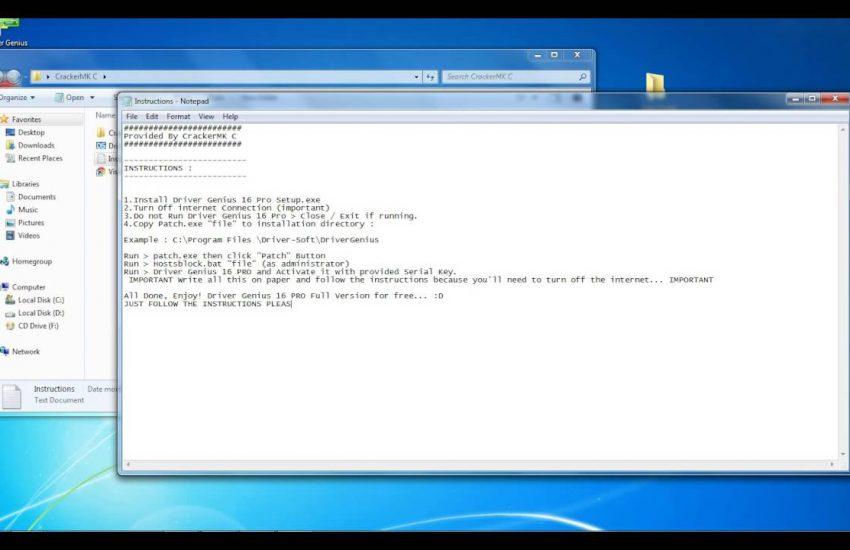 Driver Genius Pro Crack  21.0.0.138 + Keygen Free Download