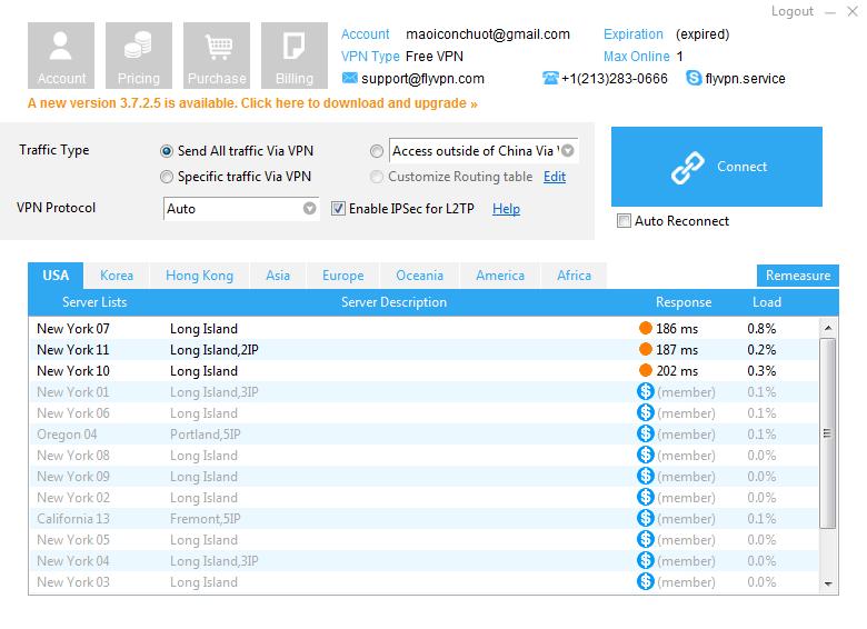 FlyVPN Pro Crack 6.2.0.11 Serial Key Free Download 2021