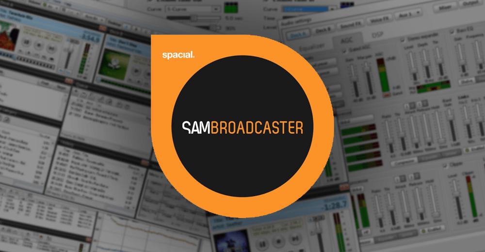 SAM Broadcaster Pro Crack 2021.4 + [Latest Release] Download 2022