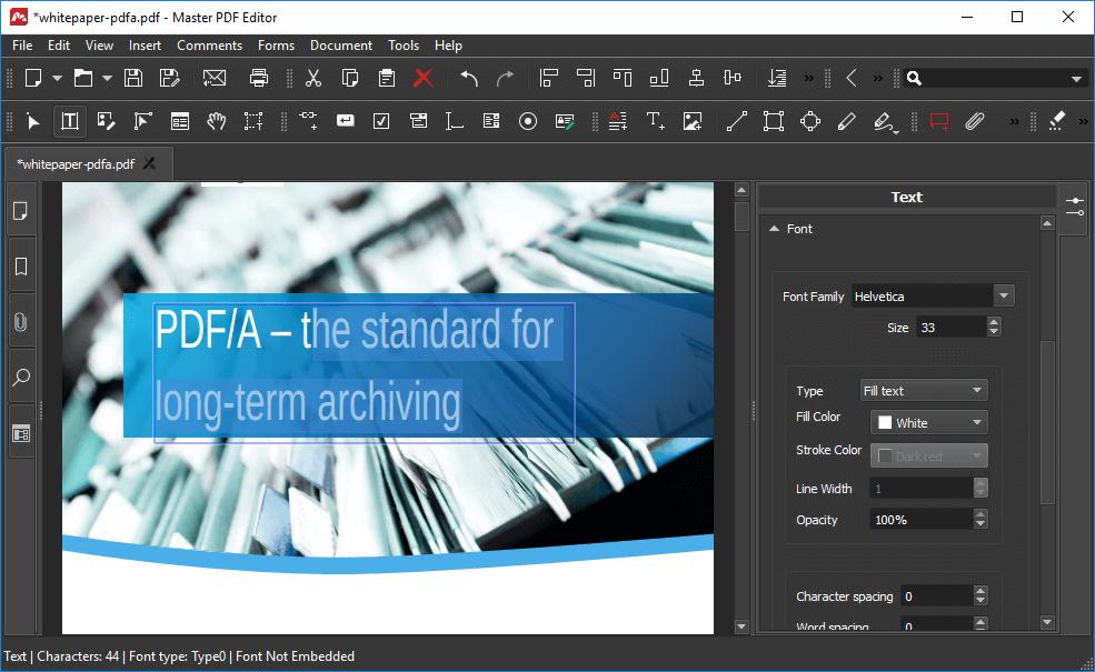 Master PDF Editor Crack 5.8.06 + Torrent [2021] Download