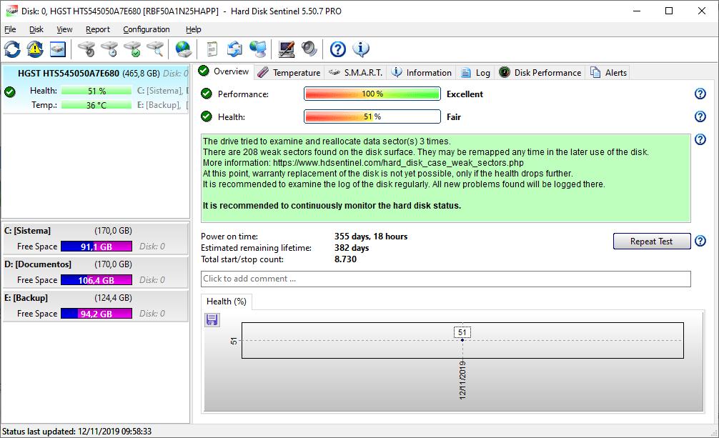 Hard Disk Sentinel Pro Crack 5.70.7  & License Key {2021} Free Download